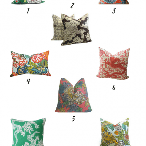 Pillow Round-Up: Game of Thrones Style!