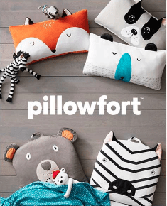 Pillowfort Target home furnishings and decor for kids