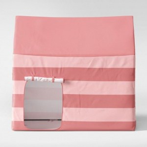 Pillowfort play house pink
