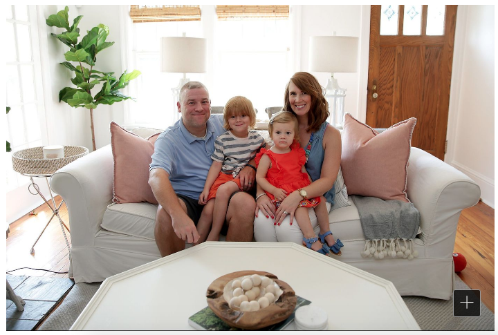 Who doesn't love to peek inside someone else's house!? It can't be just me! Well, we were interviewed by The Philadelphia Inquirer's real estate section, where we shared how we've restored our American Foursquare home with tons of DIY touches!