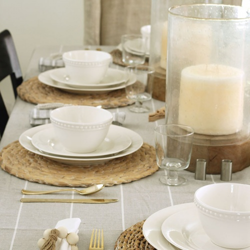 Table Setting Ideas for Everyday Summer Vibes