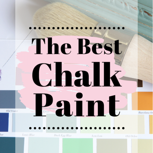 The Best Chalk Paint: DIY Workshop with Annie Sloan Chalk Paint