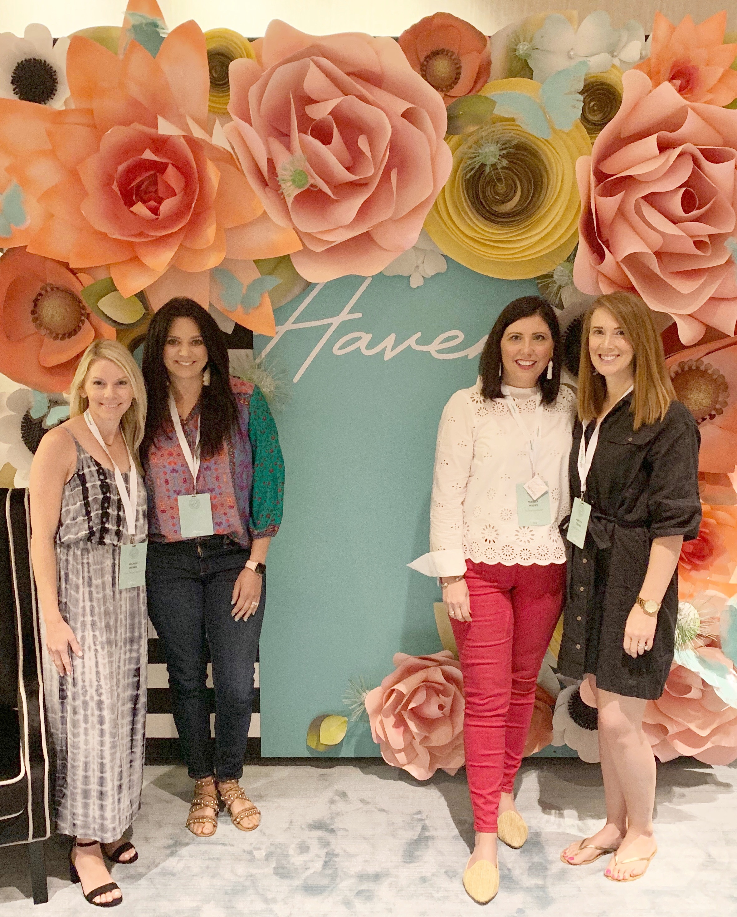 The Haven conference, a diy and home decor blogging conference helps to connect you with brands and bloggers and teaches you how to grow your business.