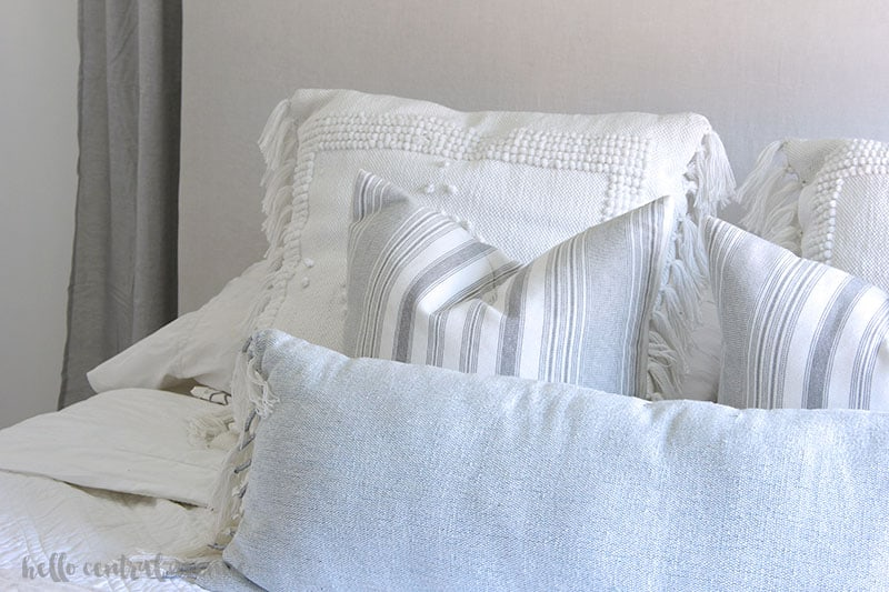 The best Egyptian cotton sheets come from certified Egyptian cotton and adhere to strict standards that allow for silky smooth and durable sheets!You'll feel like you are sleeping in a five star hotel...until the kids come in!