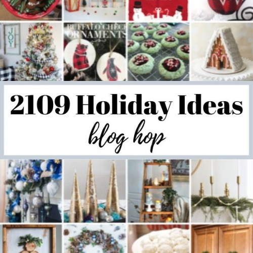 2019 Holiday Ideas Blog Hop Kick-off
