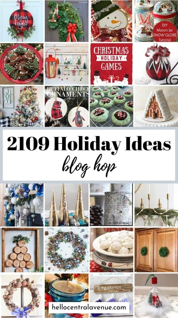 Looking for easy and adorable holiday decorating, crafting, and recipes this season? Here are 50 of the best holiday ideas to get your started!
