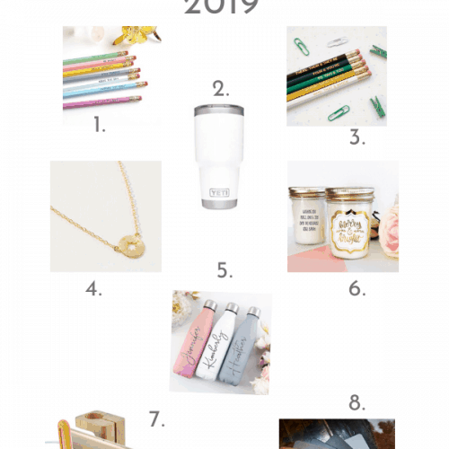 Gift Guide: Teachers Gifts 2019