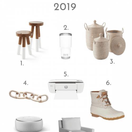 Gift Guide: My Wishlist 2019