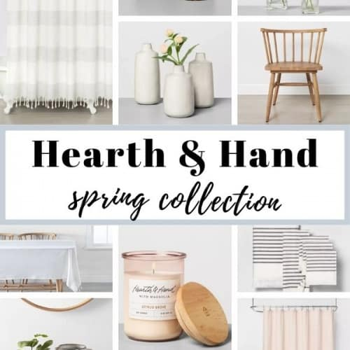 Hearth & Hand Spring Collection