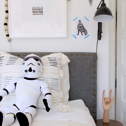 $500 Star Wars Small Bedroom Ideas